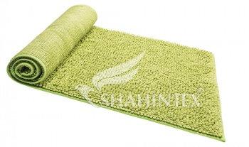 Коврик SHAHINTEX MULTIMAKARON 70*140 зеленый