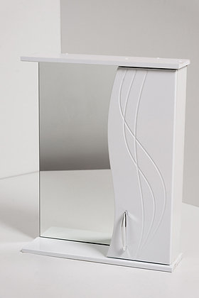 Зеркало-шкаф Панда 500 (ЭКО-1) без светильника