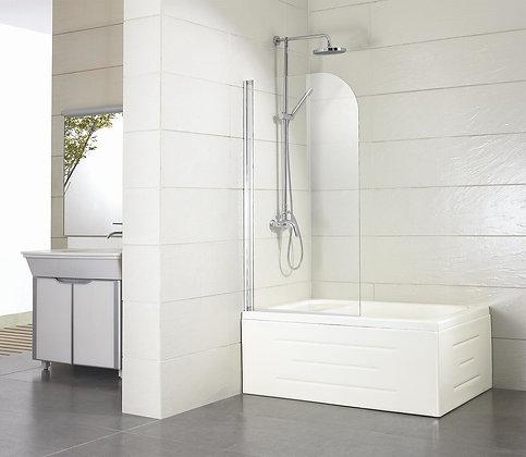 Душевая шторка на ванну ALFA