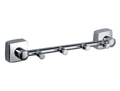 Планка 4 крючка Fixsen Kvadro FX-61305-4