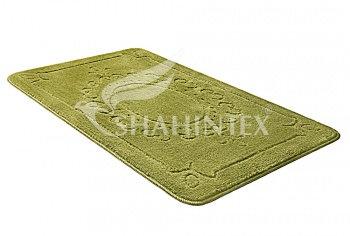 Коврик д/в SHAHINTEX ЭКО 60*90 салатный (58)