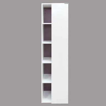 """Шкаф-колонна """"Милан-40"""" белый глянец"""