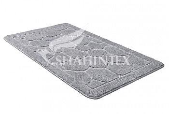 Коврик д/в SHAHINTEX ЭКО 60*90 серый (50)