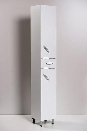 Пенал 400 (Эко-1) Колонна, белый