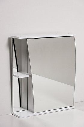Зеркало-шкаф Фрегат 600 без светильника
