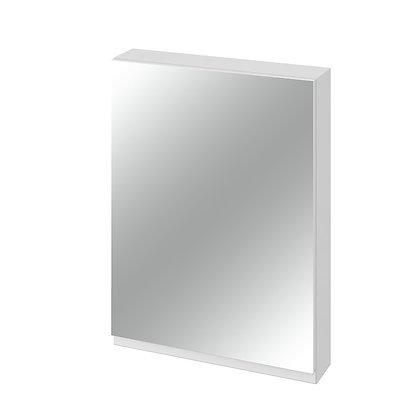 Зеркало-шкафчик MODUO 60, без подсветки, белый