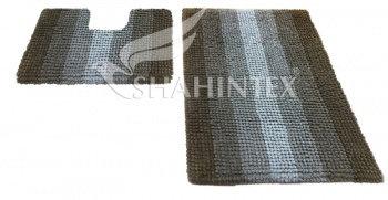 Набор ковриков д/в SHAHINTEX MULTIMAKARON 60*90+60*50 бежевый