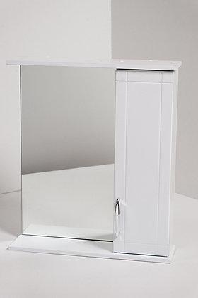 Зеркало-шкаф Панда 500 (ЭКО-3) без светильника