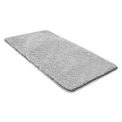 Коврик SHAHINTEX LAMA 50*80 серый (50)