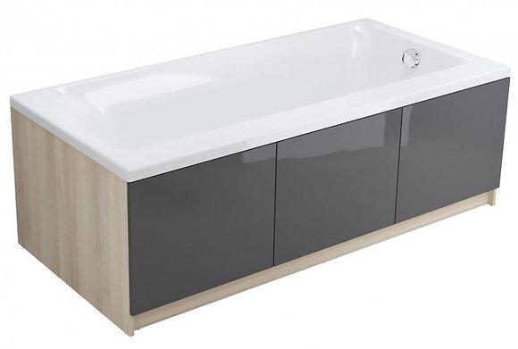 Ванна прямоугольная Smart 170x80, левая