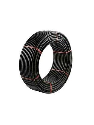 Труба ПЭ80 PN12 20*2.0 (бухта 200м) черная, в м