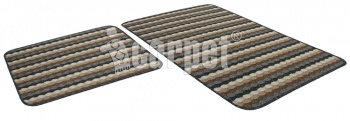 Набор ковриков PP LOOP LOOP icarpet 50*80+50*40 бисквитный (7)