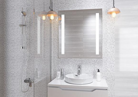 Зеркало LED 020 base 60*80, с подсветкой