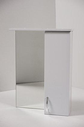 Зеркало-шкаф панда 500 без нижней полки