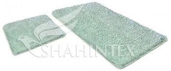 Набор ковриков SHAHINTEX LAMA 60*90+60*50 белый (59)
