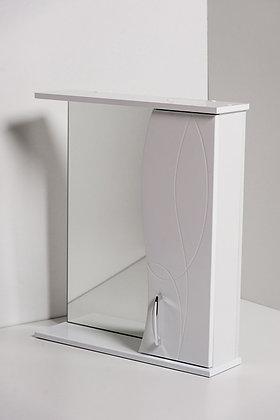 Зеркало-шкаф Панда 500 (ЭКО-2) без светильника