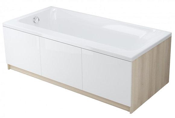 Ванна прямоугольная Smart 170x80, правая