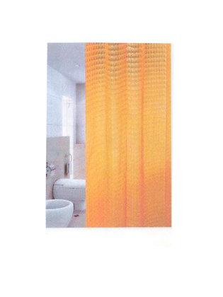 """Штора д/ван """"ZALEL 3D (002) Orange 180х180 (П2)"""