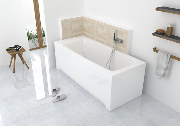 Акриловая ванна Domani-Spa Rest 150×70
