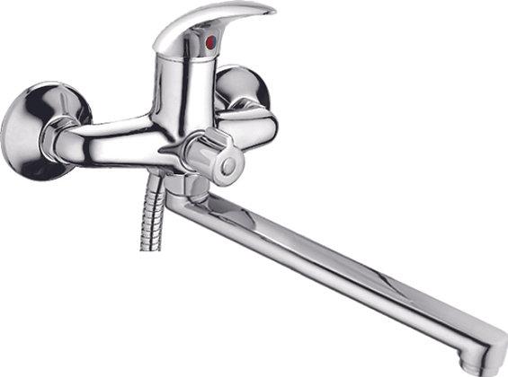 Смеситель для ванны Ledeme L2238