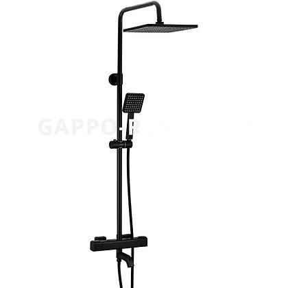 Душевая стойка с термостатом Gappo G 2491-6