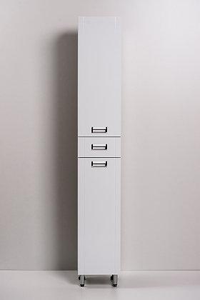 Пенал 400 Колонна, белый (Классик)