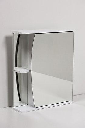 Зеркало-шкаф Луна 400 без светильника