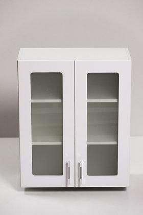 Подвесной шкаф ПШ 550 (Витраж) 2 двери