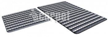 Набор ковриков PP LOOP LOOP icarpet 50*80+50*40 серый (50)