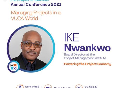 Annual Conference 2021 - Confirmed Speaker - Ike Nwankwo