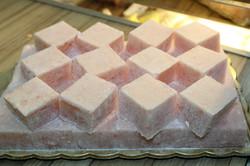 Десерт на пектине с вишней