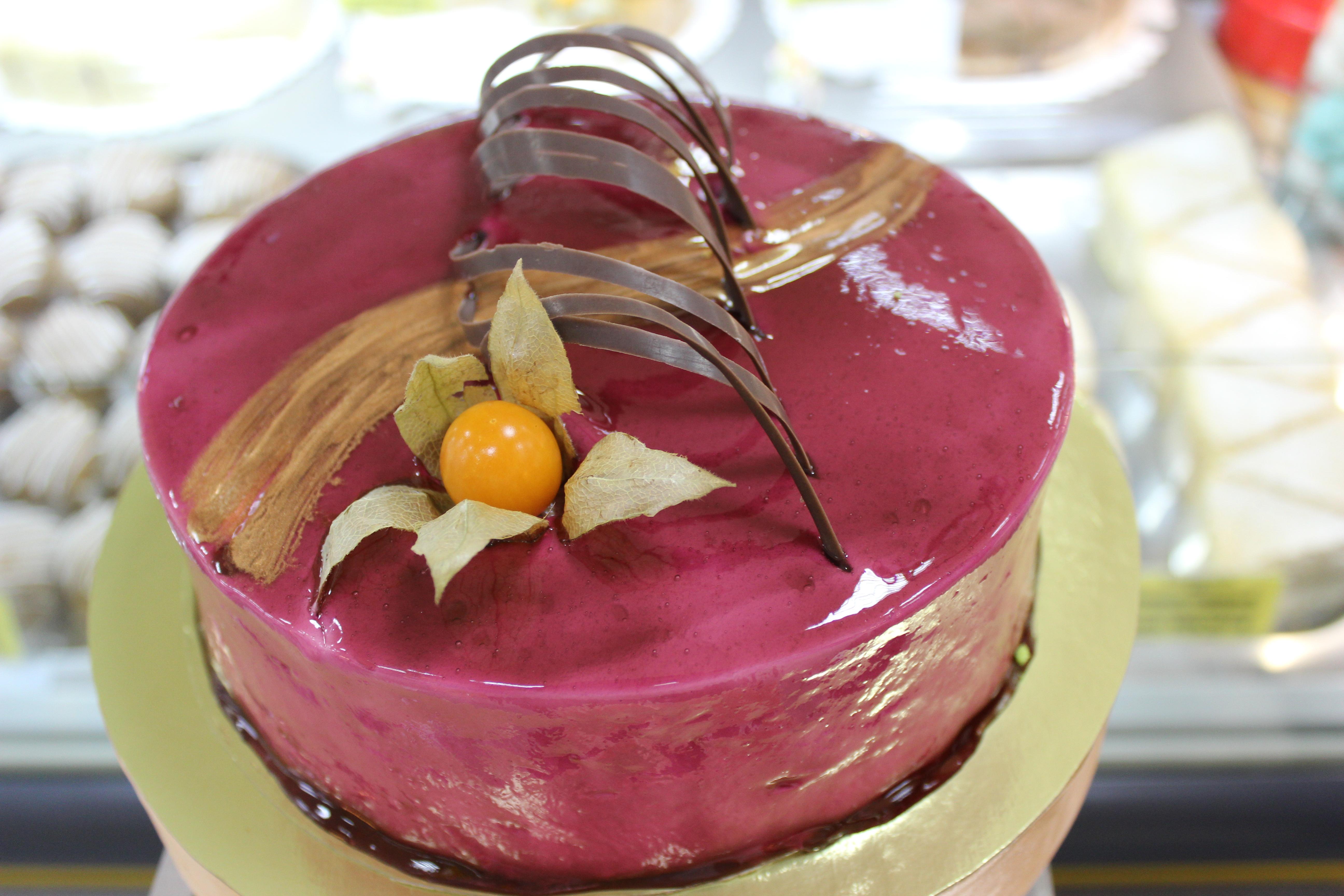 Торт Смородиновый щербет
