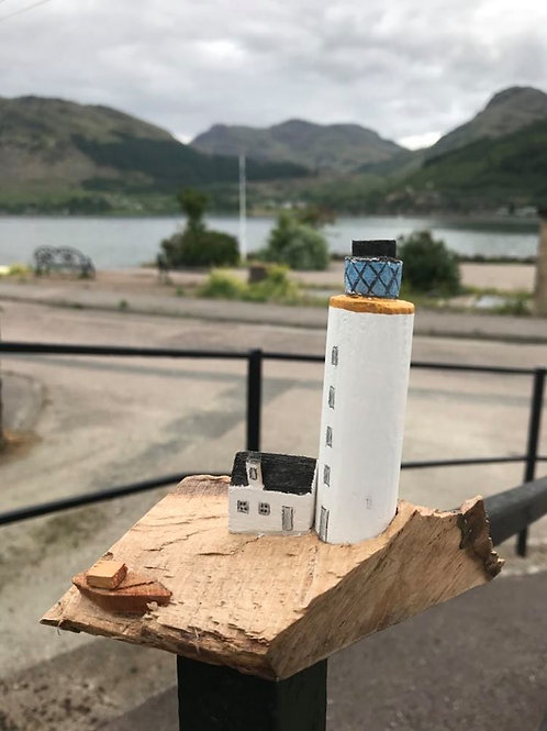 Hand crafted lighthouse