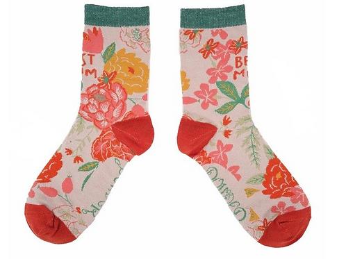 Powder Ladies Ankle Socks Best Mum