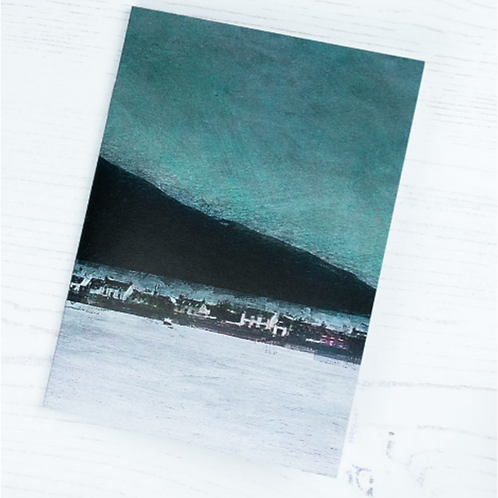 Cath Waters Ullapool Notepad