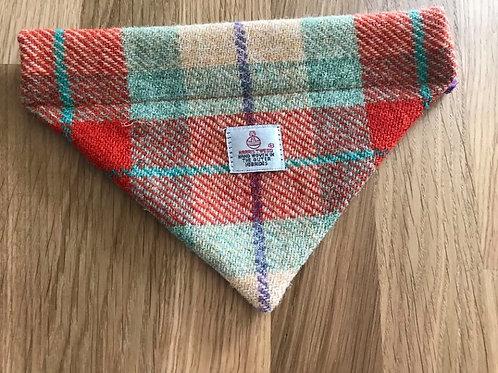 Harris Tweed Dog Bandana
