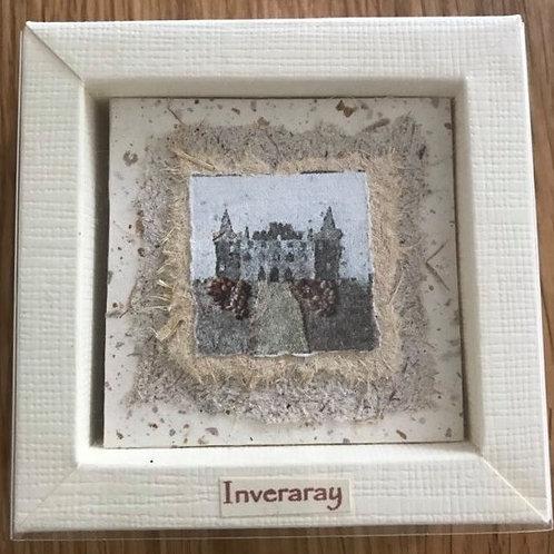 Hand Made Mini Photo Book of Inveraray