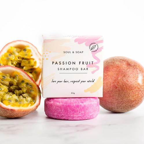 Passionfruit Shampoo Bar