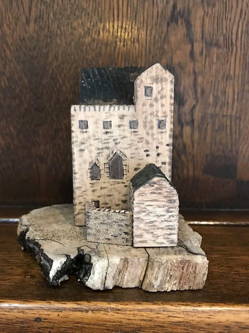 Hand crafted Carrick Castle