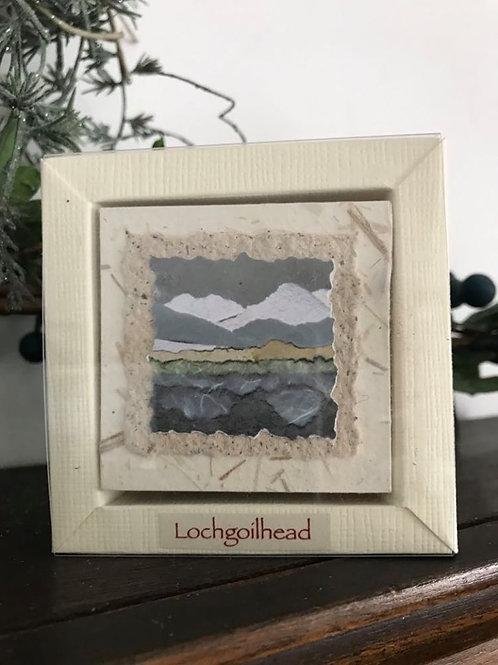 Hand Made Mini Photo Book of Lochgoilhead