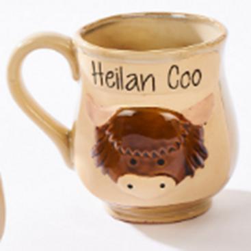 Heilan Coo Mug