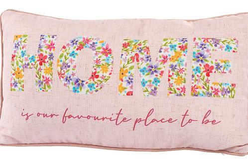 Flower Home Cushion