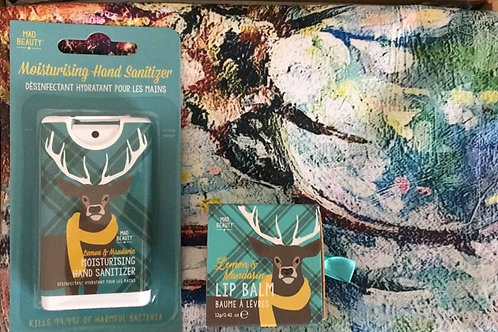 Stag Letterbox Christmas Gift Set