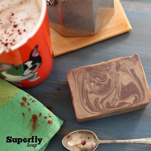 Mocha Handmade Soap