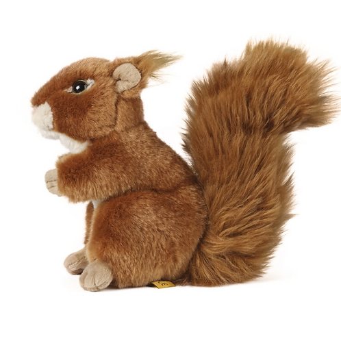 Living Nature Large Red Squirrel