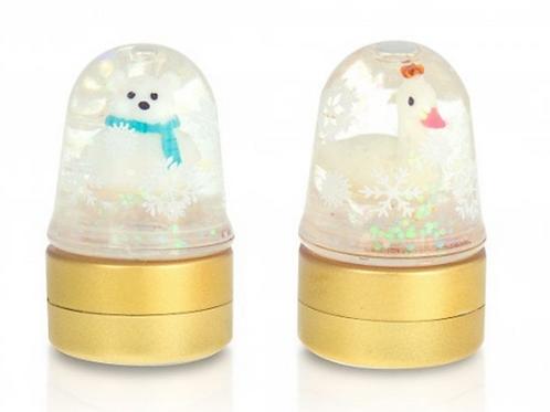 Winter Wonderland Lip Balms - 1pc