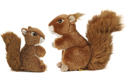 Living Nature Red Squirrel Gift Bundle