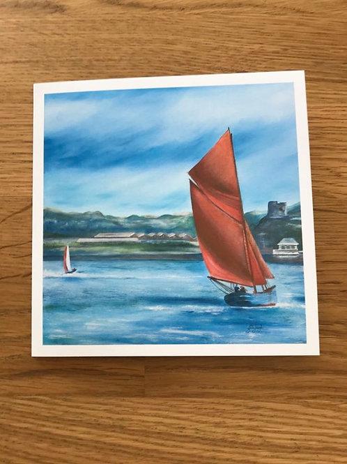 The Red Sail, Taymar