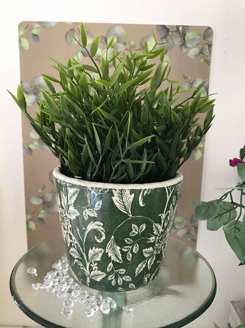 Old Style Dutch Plant Pot