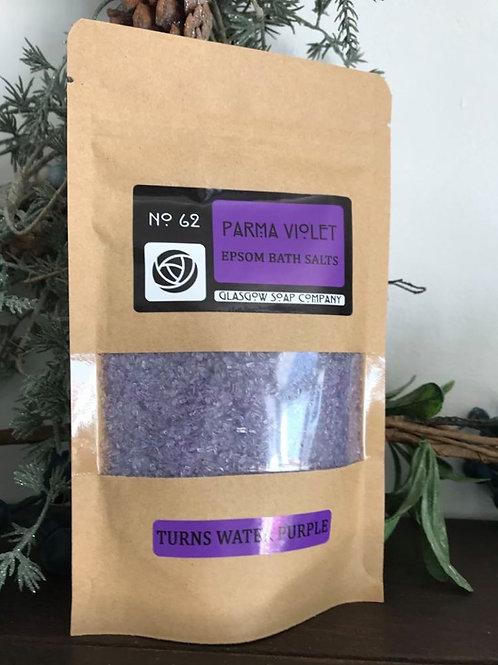 Parma Violet Epsom Salts